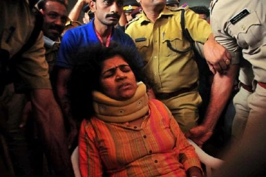 Kanaka Durga, Kerala Woman Who Entered Sabarimala Shrine, Barred From Home; Forced Into Shelter House