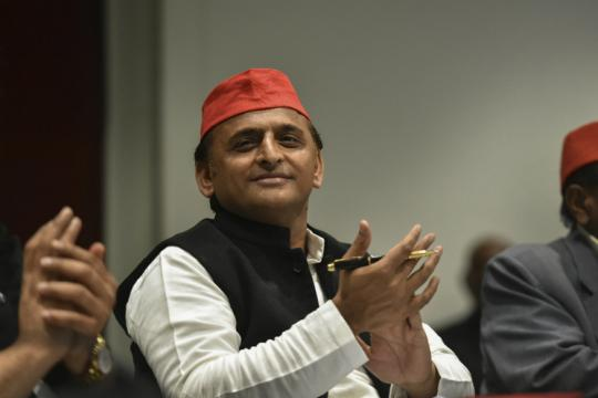Election Tracker LIVE: SP Releases Candidate List, Akhilesh Yadav to Contest from Azamgarh