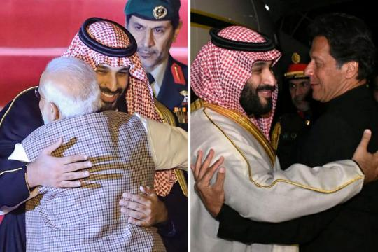 Fresh from Islamabad Visit, Will Saudi Crown Prince MBS Call Out Pakistan on Terror?