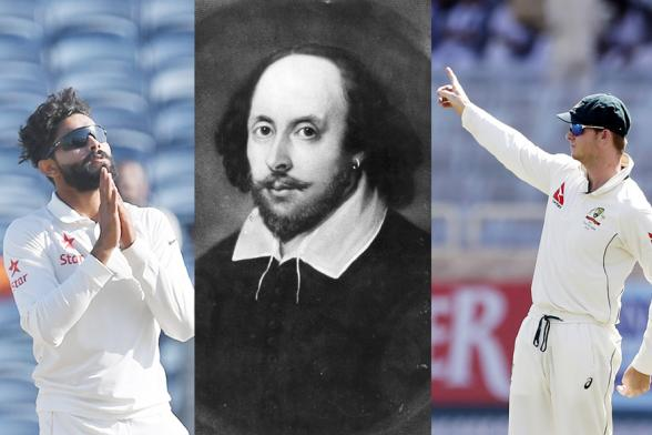 What Is Common Between Smith, Jadeja And Shakespeare?