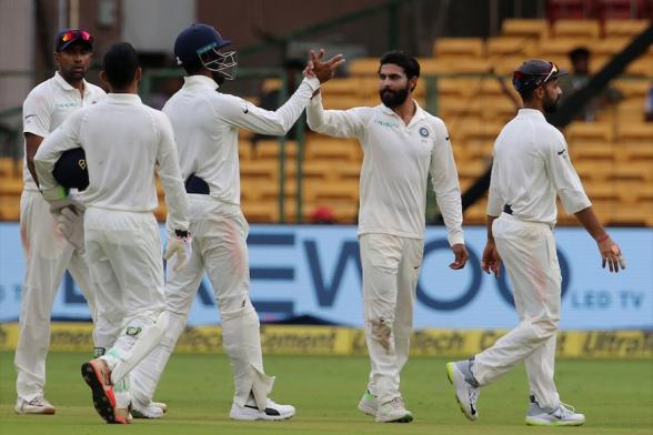 Team India Report Card: One-off Test Against Afghanistan