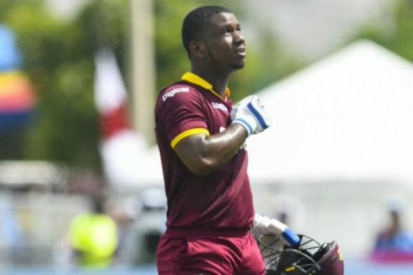 Windies Opener Evin Lewis Withdraws from Limited Overs Squads