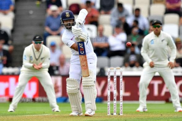 India vs New Zealand   Kyle Jamieson Takes Three as India Falter on Day 1 of First Test