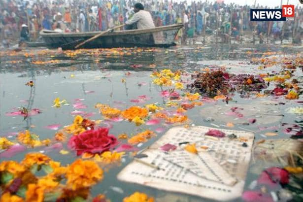 Kumbh Chronicles: Washing Away Toxicities or Drowning in Them?