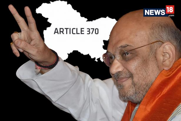 How Amit Shah Executed Modi Govt's Secret Plan to Abrogate Article 370