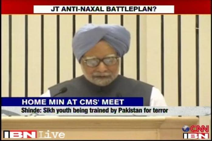 Live: Centre, states must work together to combat Naxalism, says PM