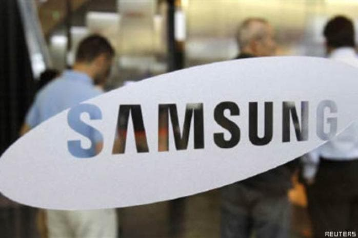 Samsung forecasts record profit but shares tumble - News18