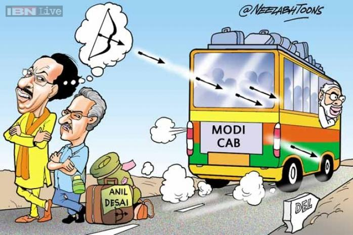Cartoon of the day: Narendra Modi expands his ministry - News18