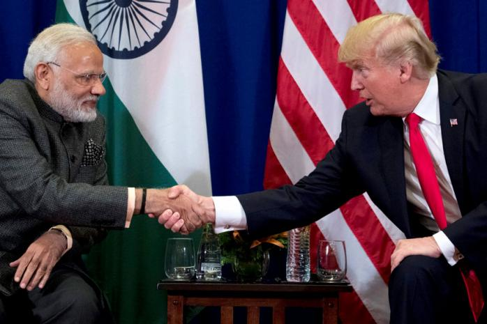 Image result for Meeting With Trump, France's Security Plans: Wishes & Future Deals Continue to Pour in as World Embraces Modi 2.0