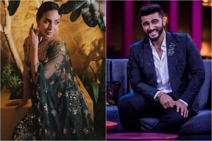 Arjun Kapoor Joins Rumoured Girlfriend Malaika Arora at Her Sister
