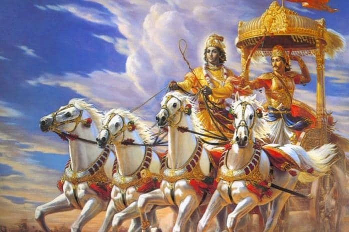 Image result for Krishna Janmashtami 2019: 10 Inspirational Quotes from Bhagavad Gita