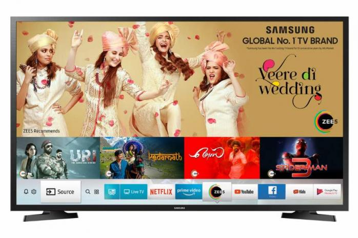 Samsung Has a New 32-inch 7-in-1 Smart TV For Rs 17,990 And it Can