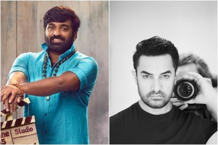 Vijay Sethupathi Confirms Collaboration with Aamir Khan, Details to