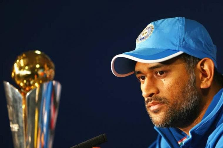 MS Dhoni Becomes First Captain To Win All ICC Trophies