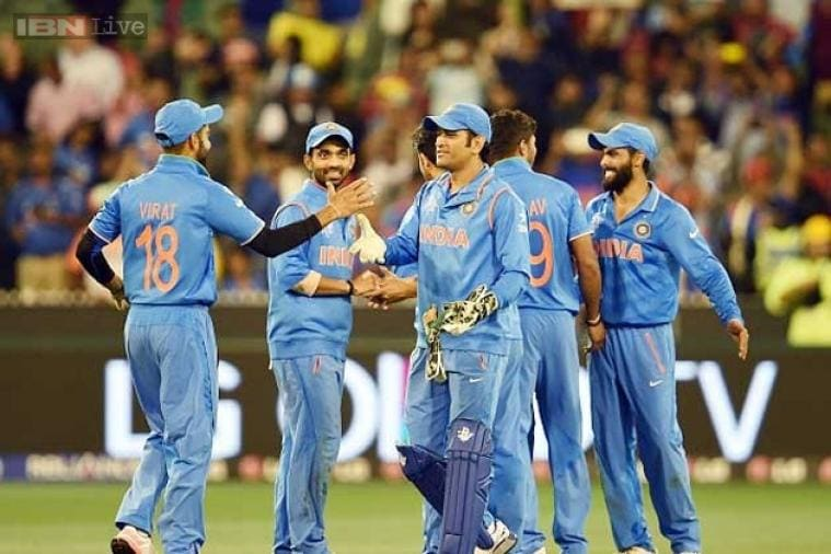 ICC World Cup 2015: India's road to the semi-finals
