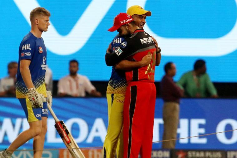 IPL 2018: Great to See MS Dhoni's Sixes, Just Wish it Wasn't Against Us, Says Virat Kohli