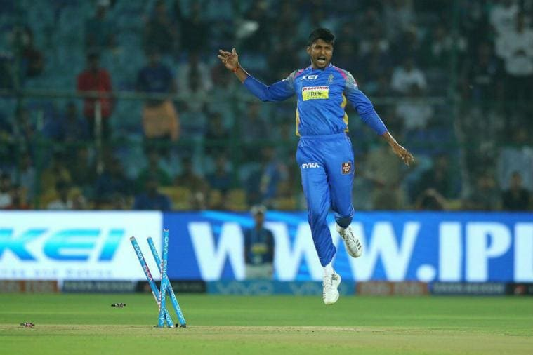 Image result for k gowtham IPL