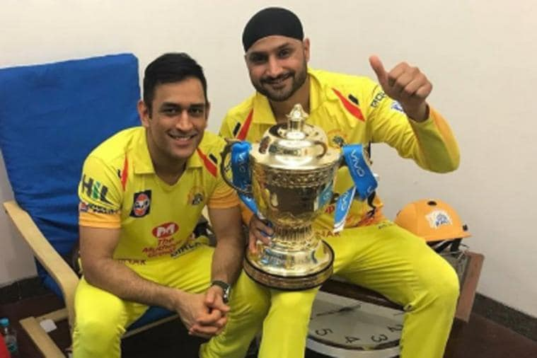 CSK's Third IPL Title Win Reminds Harbhajan Singh of 2011 World Cup Victory