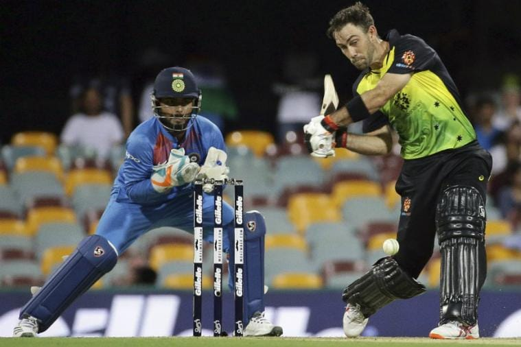 India Vs Australia 1st T20i At Brisbane Highlights As It Hened