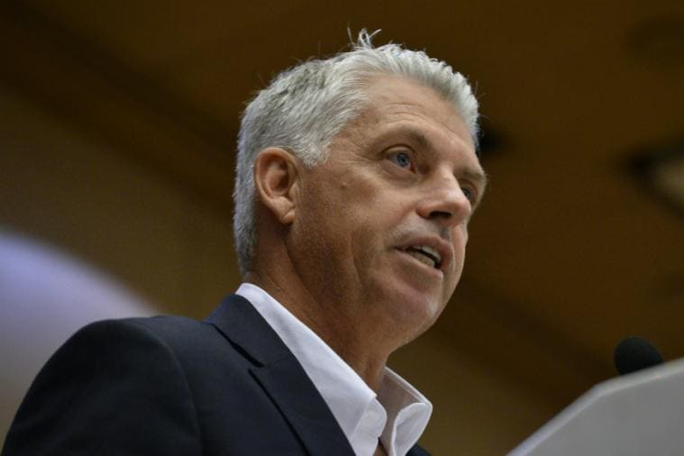 No Complacency on World Cup Security, Says ICC Chief Richardson