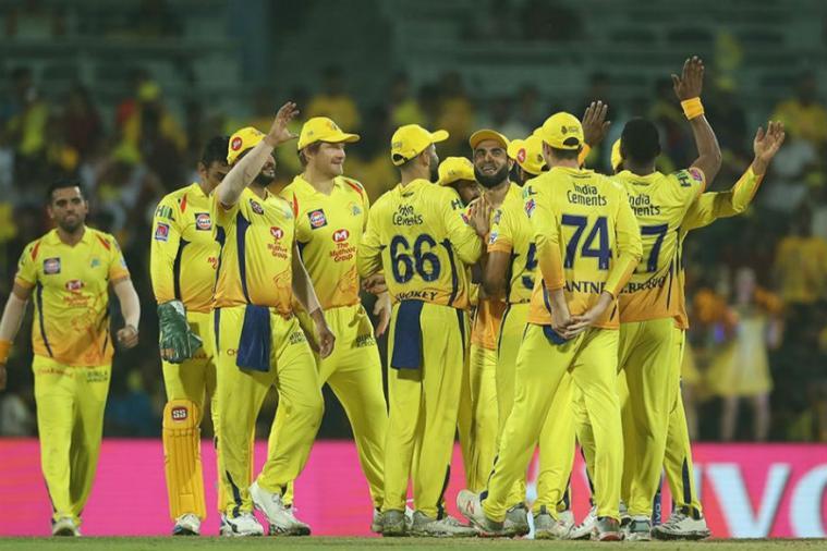 IPL 2019   'God-like Consistency' - Twitter Lauds Clinical Chennai