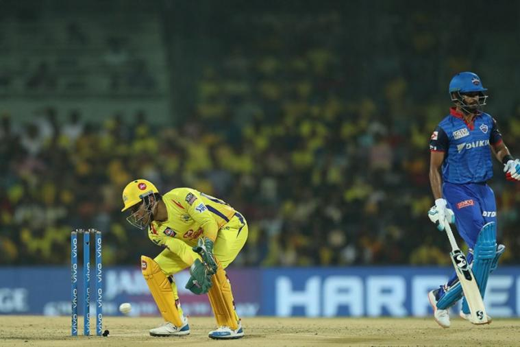 IPL 2019 | Dhoni Credits Lightning-quick Stumpings to 'Tennis Ball Cricket'