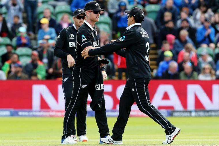 Afghanistan vs New Zealand | Jimmy Neesham Heroics Impress Twitter