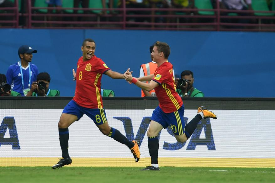 FIFA U-17 World Cup, Spain vs Mali, Highlights: As It Happened