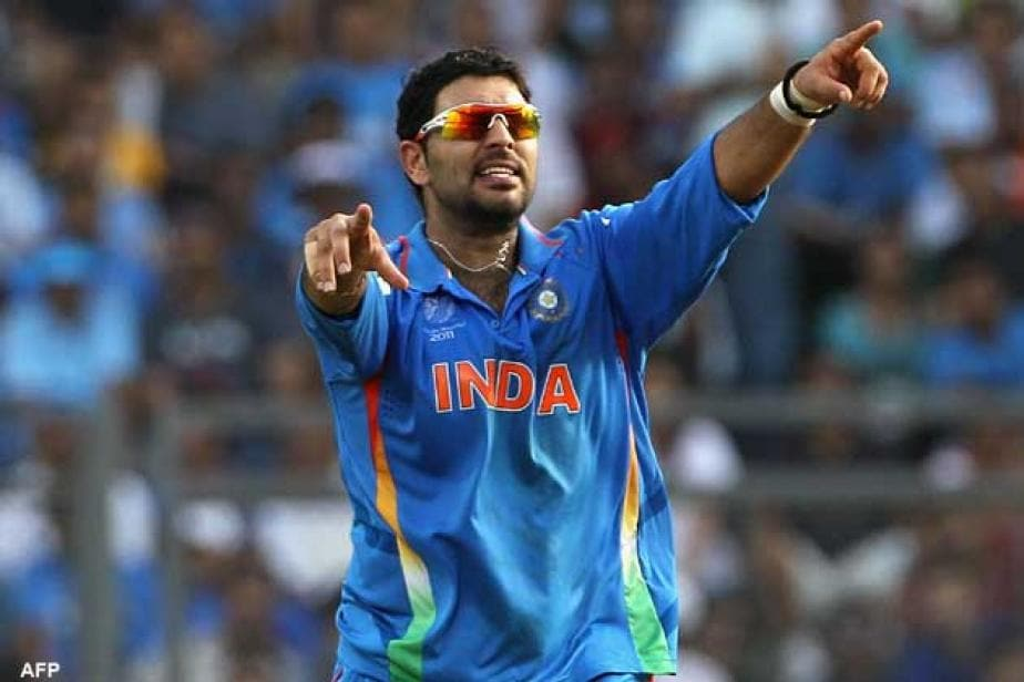 Yuvraj says he has nothing to do with his father's rant against Dhoni