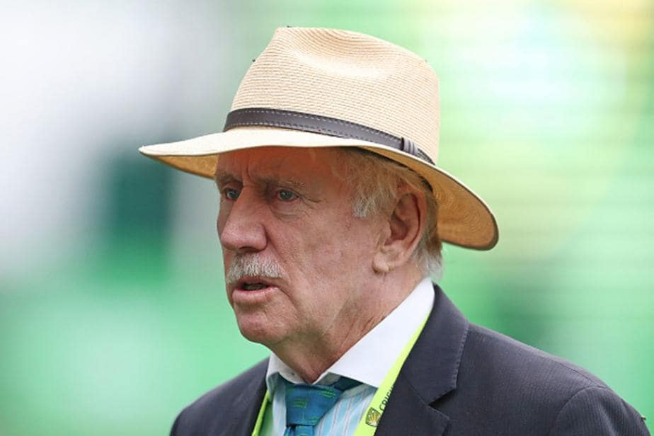 A Sportsman Doesn't Necessarily Need a Crowd to be Spurred On: Chappell