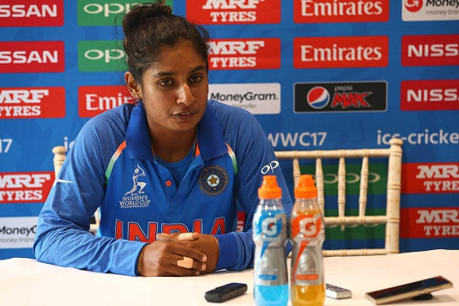 Last Few Days Were Very Stressful For Me: Mithali Raj