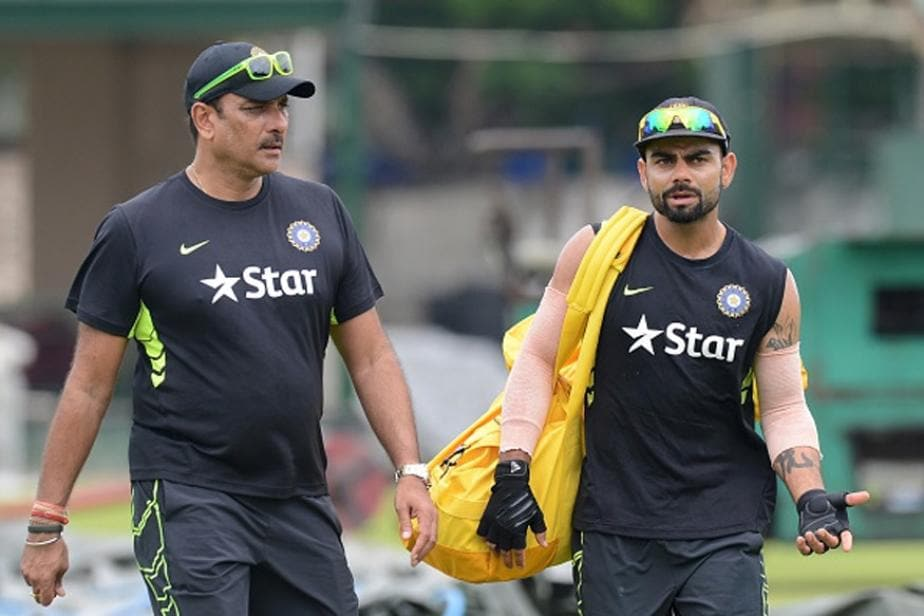 When Ravi Shastri Stumped Ashwin & Boys With His Pep Talk