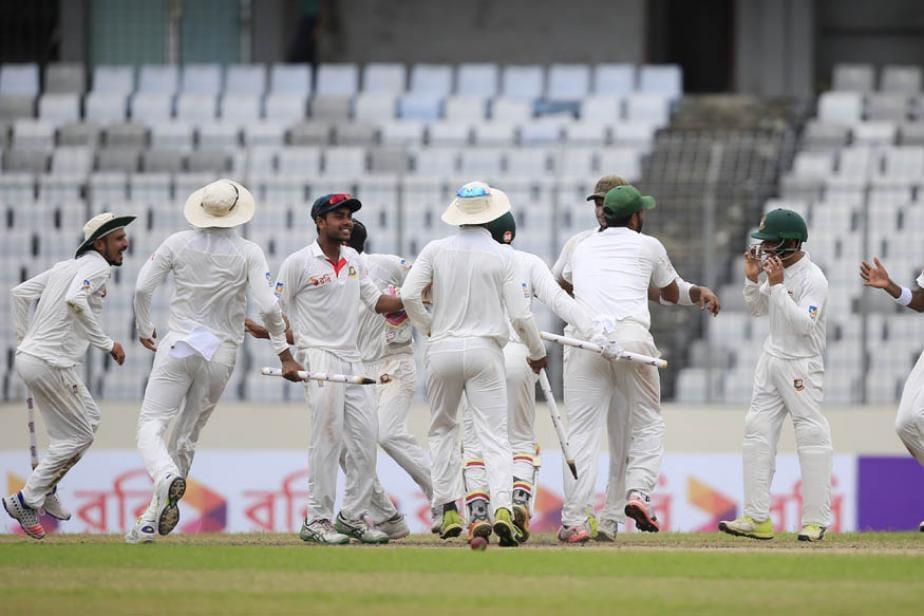 Bangladesh vs Zimbabwe, 1st Test in Sylhet, Day 1, Highlights: As it Happened