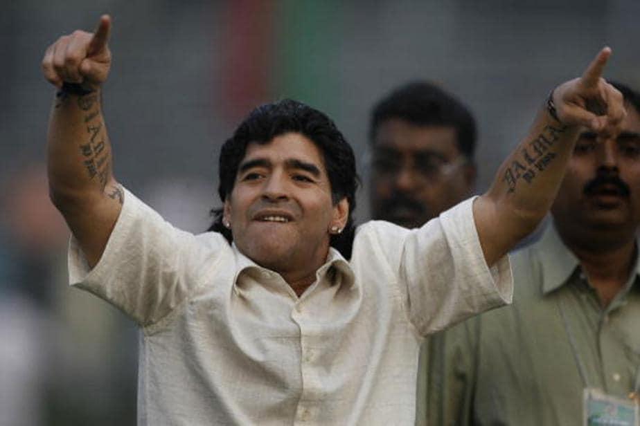 Sourav Ganguly to Have Star-studded Team To Face Legendary Maradona