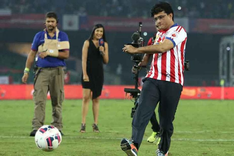 Sourav Ganguly and Diego Maradona to Face Off on October 9