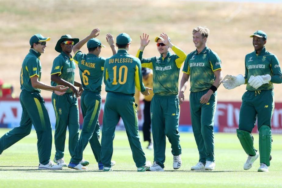 ICC U19 World Cup: South African Bowlers Lead Demolition Job Against Bangladesh