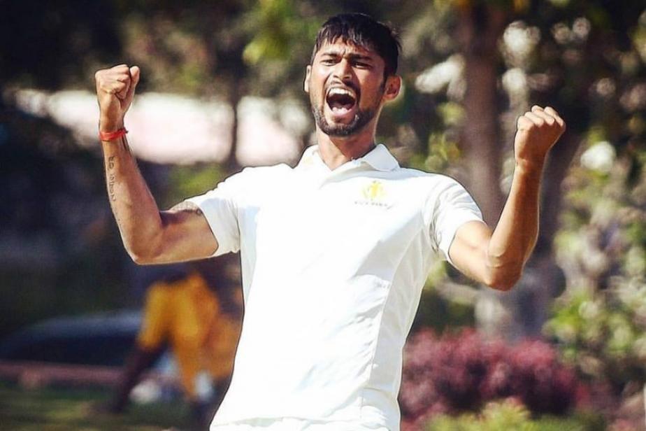Ranji Quarterfinals   Gujarat Beat Goa, Karnataka Snatch Lead Against J&K