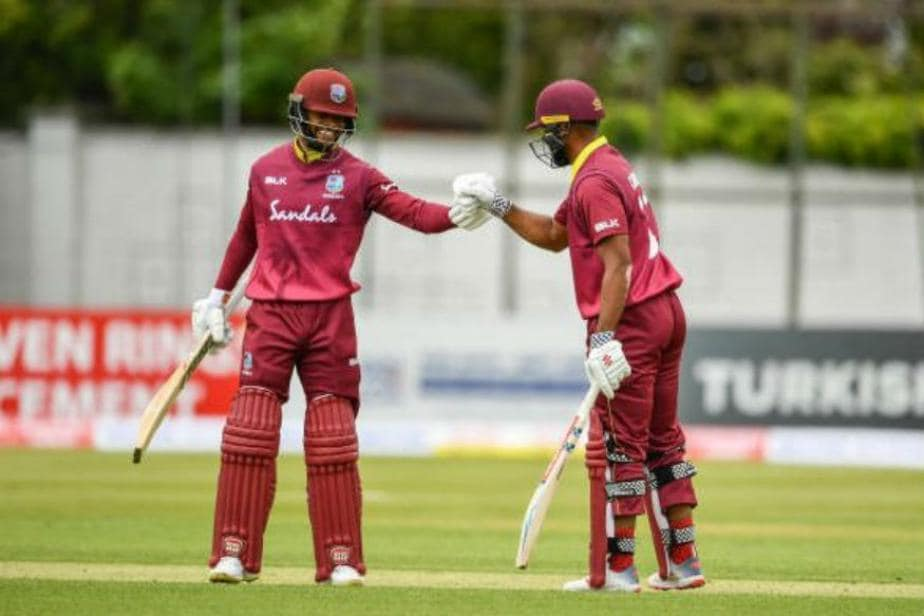 John Campbell & Shai Hope Soar into Record Books With Highest-ever Opening Stand in ODIs