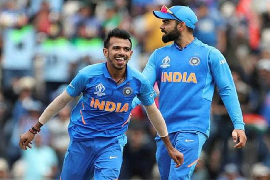 India vs New Zealand: 'Keep It Up Youngsters': Yuzvendra Chahal Trolls Virat Kohli & KL Rahul with Ramp Shot Picture