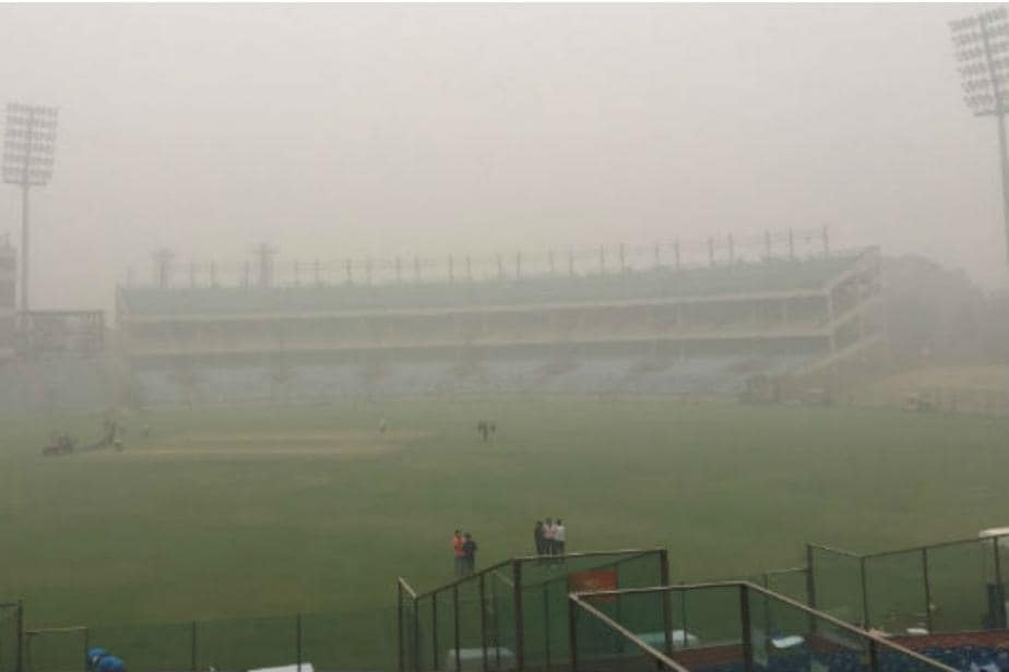 India vs Bangladesh | DDCA Keeps Fingers Crossed as Visibility Gets Worse Ahead of First T20I