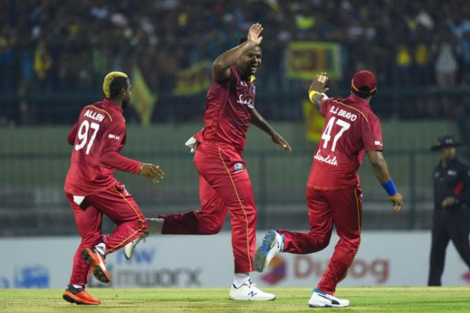 Oshane Thomas Stars as West Indies Beat Sri Lanka in First T20I