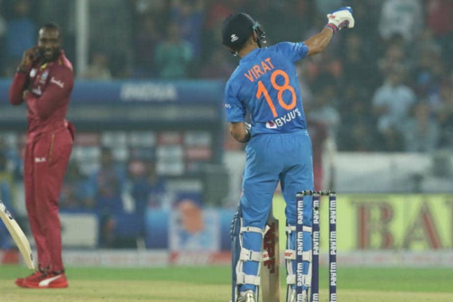 'Just Shut Up and Bat, You Sound Like a Child': Kesrick Williams Recalls Clash with Virat Kohli