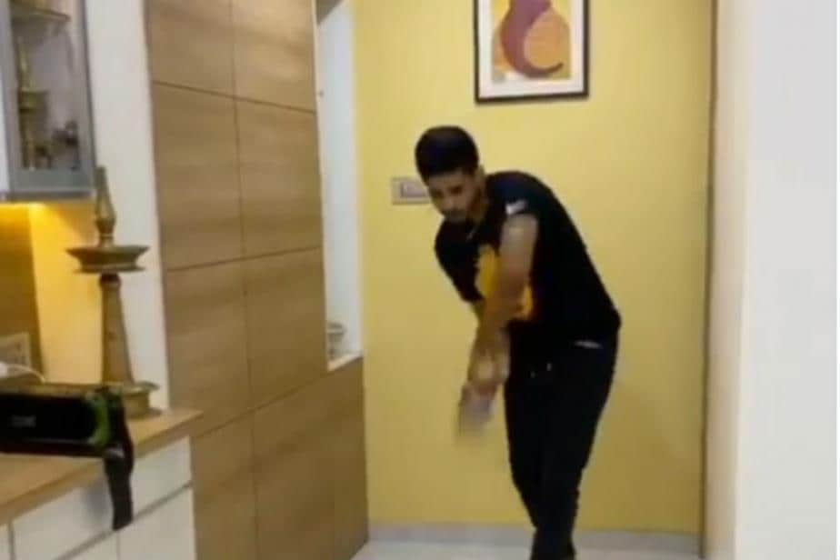 Watch: Shreyas Iyer's New Indoor Batting Practice Drill