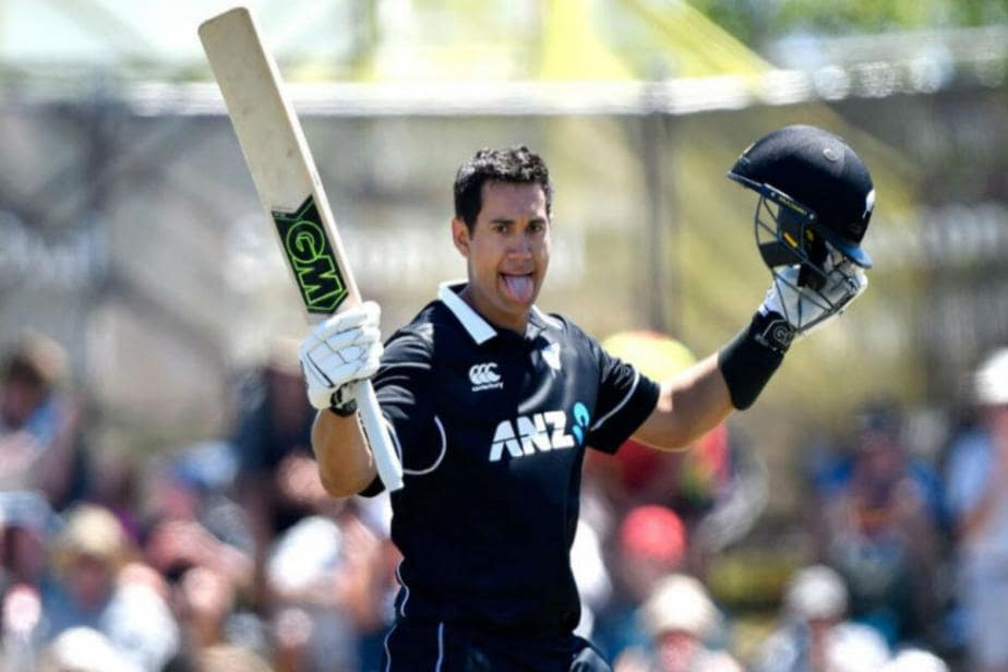 Ross Taylor Dropped from New Zealand T20I Squad for Series Against Pakistan