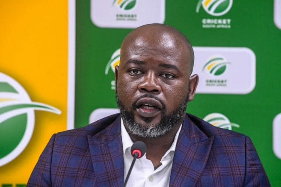Cricket South Africa Fire Thabang Moroe for