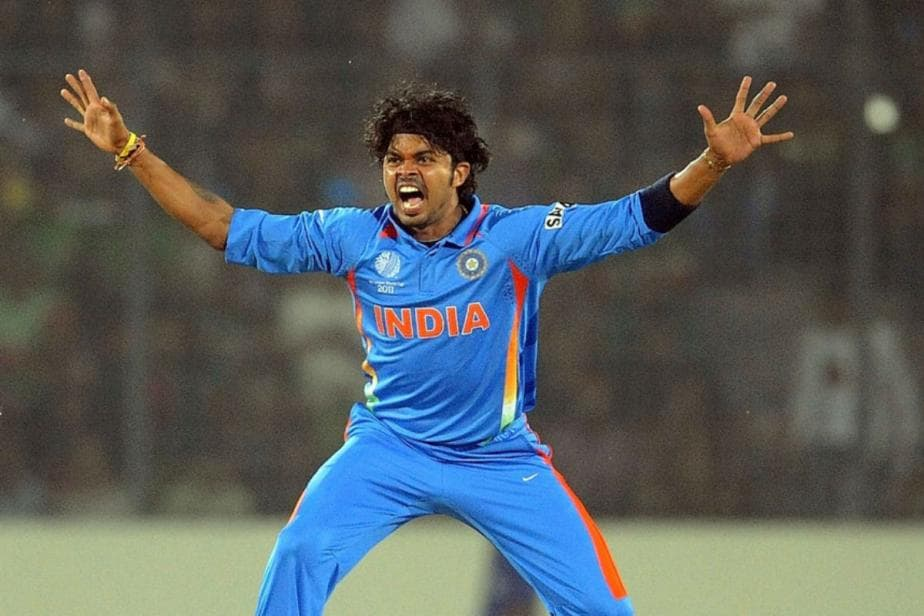 Sreesanth Gets Closer to On-Field Action, Named in Kerala Probables for Syed Mushtaq Ali T20