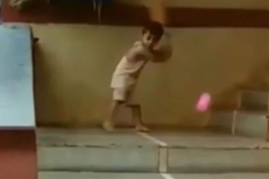 Young Boy's Superb Ball-striking Impresses Netizens; Gets Compared to Rishabh Pant