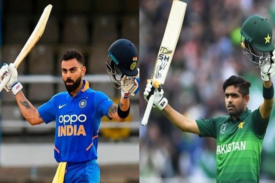 Babar Azam Beats Virat Kohli in ICC Poll, Crowned 'Cover Drive King'