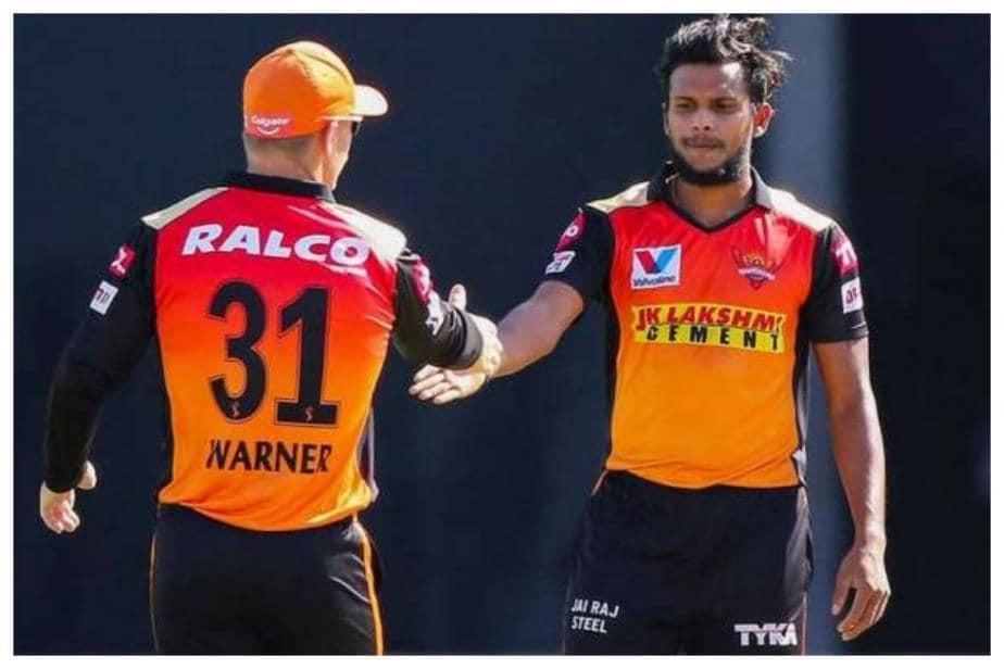 An Absolute Legend-David Warner All Praise for Sunrisers Hyderabad Colleague T Natarajan
