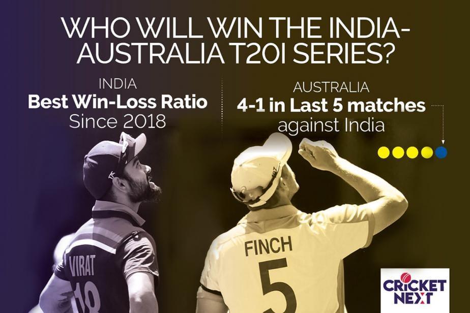 India vs Australia T20I Series Preview: T20 Form, Historical Record Favour India But Australia Riding On ODI High